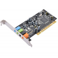 б/у звуковая карта PCI Creative VX 5.1 sb1070