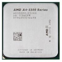 процессор сокет FM AMD A4-3300 - AD3300OJZ22GX