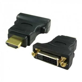переходник DVI-D (Male) -HDMI (Female)