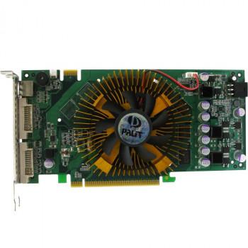 Видеокарта PCI-E 384Mb GeForce Fx9600Gso Palit