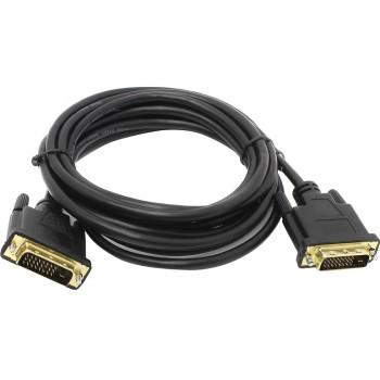 шнур мониторный DVI-D / DVI-D 3м